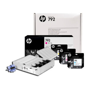 HP 792 Ink Cartridge/ Printhead/ Maintenance Kit